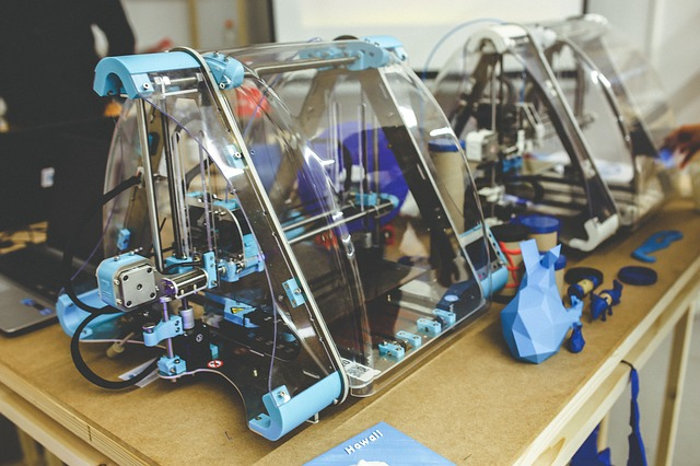 Perfekter Einsatz mit 3D-Druck