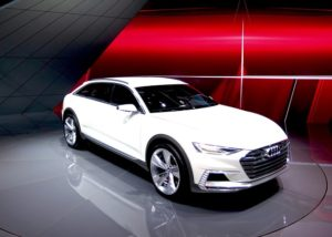 Connected Mobility - Concept Car Audi