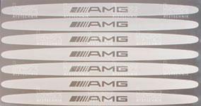 Ätzen des AMG Logo zur Sicherstellung der Corporate Identity