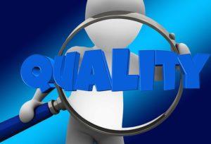 Ätzen | Sechster Fertigungsschritt - Qualitätssicherung