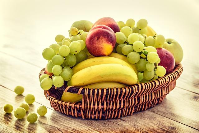Lebensmittel bestellen - Obst