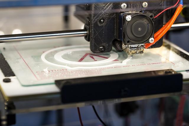 3D-Drucker - professionelle Kompetenz