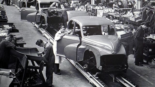 Abgasskandal - Auto-Fabrik