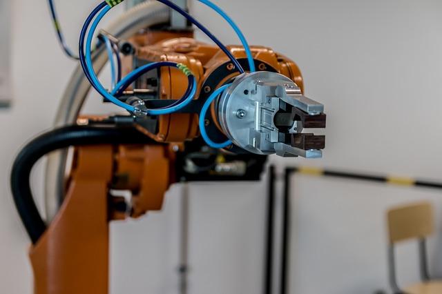 Industrieroboter - Die 5 größten Märkte