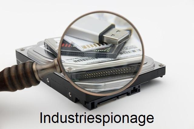 Industriespionage