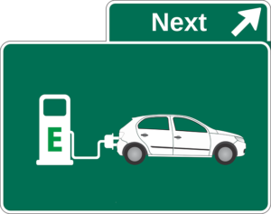 Emissionsfreies Fahren E-Auto