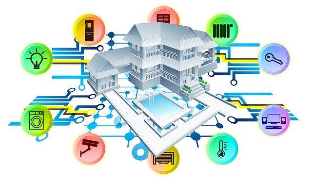 digitalisierung-Gebäude