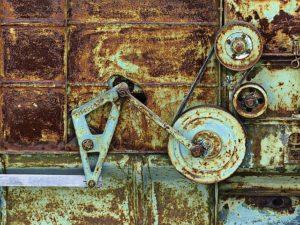 Alte Maschine Retrofit