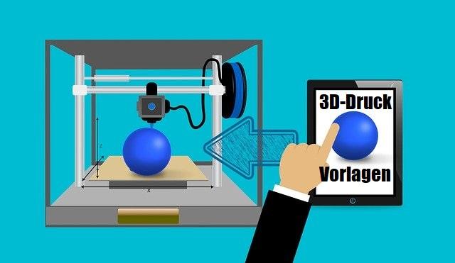 3D-Druckvorlagen