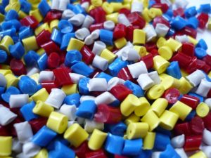 Spritzguss-Kunststoff-Granulat
