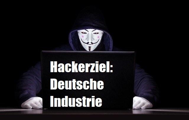 Hackerziel Deutsche Industrie